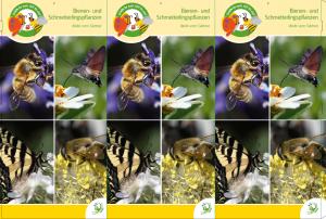 """Prismaständer """"Bienen- und Schmetterlingspflanzen"""""""